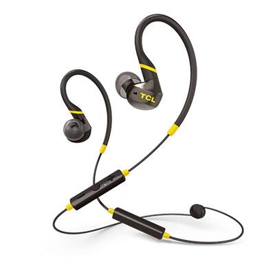 ACTV100 Black BT Headphones