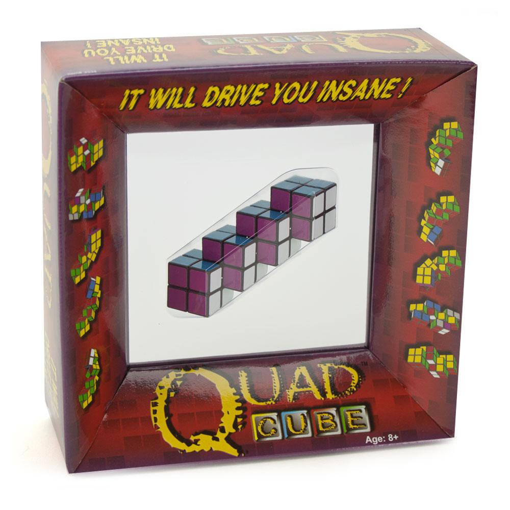 Quad Cube