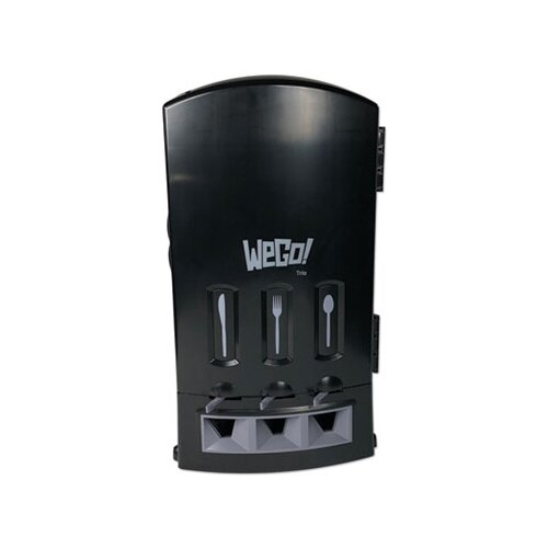 "Dispenser, 13.39"" x 15.75"" x 23.62"" Black"