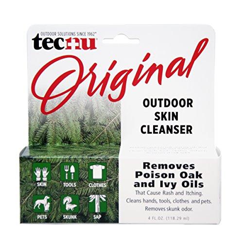 Tecnu Original Outdoor Skin Cleanser, 4oz