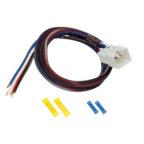 Tekonsha Brake Control Wiring Adapter 2 plugs Toyota (Bulk Pack)