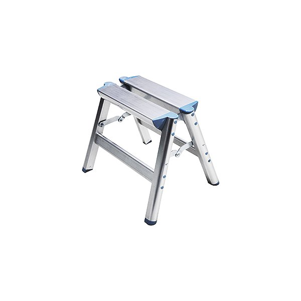 TELESTEPS 100SS 1 STEP ALUMINUM STEP STOOL GREAT TO HAVE