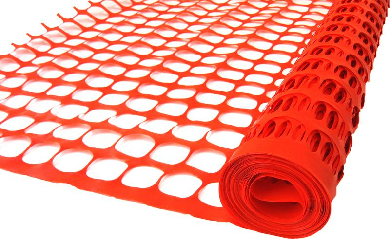 4X100 FOOT ORANGE GUARDIAN SAFE FENCE