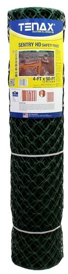 64315208 GREEN 4X50 SAFETY FENCE