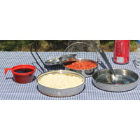 COOKWARE CAMP MESS ST SEET 5PC