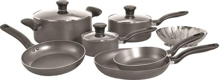 INITIATIVES COOKWARE SET 10 Piece