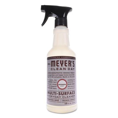 Multi Purpose Cleaner, Lavender Scent, 16 oz Spray Bottle, 6/Carton