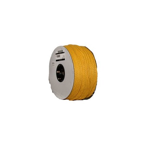 1/4 INCHES X 500 FEET BROWN POLYPROPYLENE