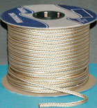 630120 3/8 WHT NYL DBL BR ROPE