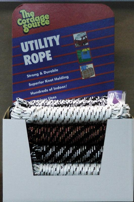 268SD4 3/8X50 FT. UTILITY ROPE