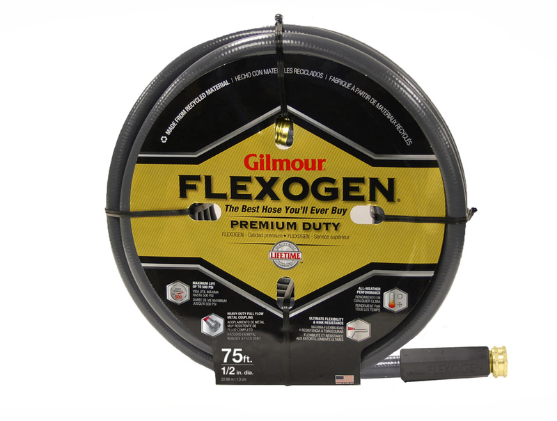 The Gilmour Group 10012075 1/2X75 FLEXOGEN HOSE per EA