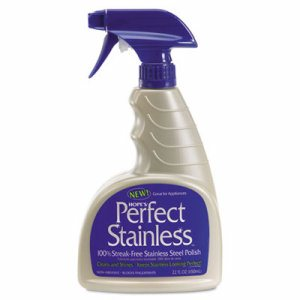 Perfect Stainless Stainless Steel Cleaner and Polish, 22oz Bottle