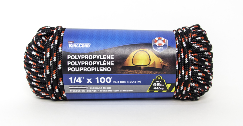 300011 1/4 IN. X100 FT. POLY ROPE