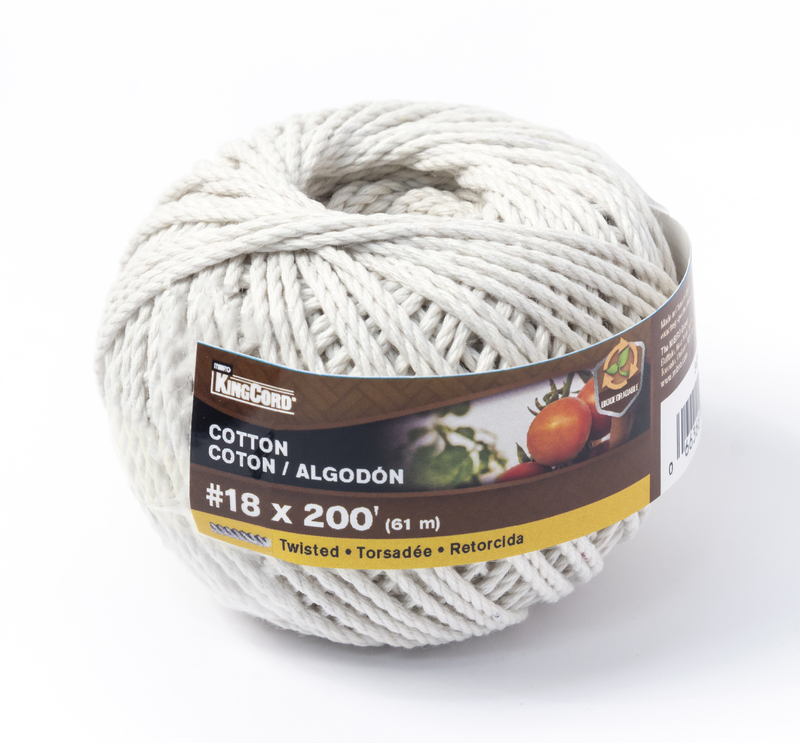 342001 200 FT. #18 COTTON TWINE