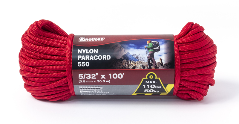 342681 5/32 IN. X100 FT. PARACORD