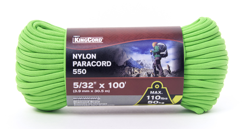 448591 5/32 IN. X100 FT. PARACORD