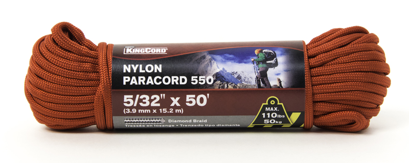 448671 5/32 IN. X50 FT. PARACORD