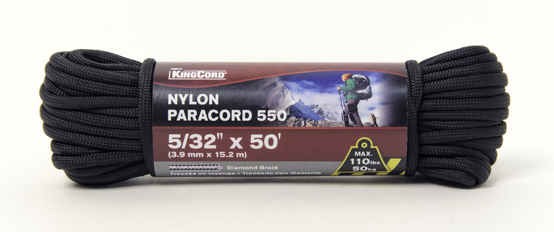 448791 5/32 IN. X50 FT. PARACORD