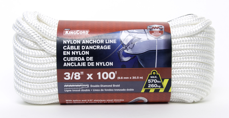 459021 3/8 IN. X100 FT. ANCHOR LINE