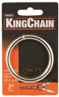 HARNESS RING, 2 IN., 1 PER CARD