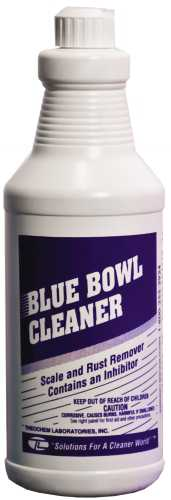 BOWL CLEANER QT