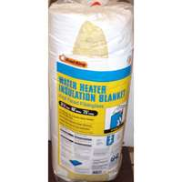 Thermwell SP57/11C Insulation Blanket, For Use With Upto 60 gal Gas, Oil or Electric Water Heaters, White
