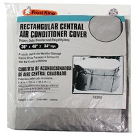 "Rectangle Central Air Conditioner Cover, 36"" x 34"" x 48"""