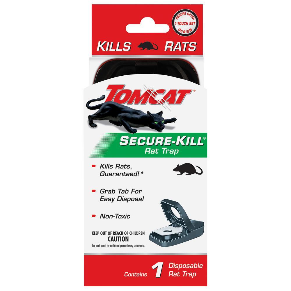 TRAP RAT INDOOR PLASTIC 1 PACK