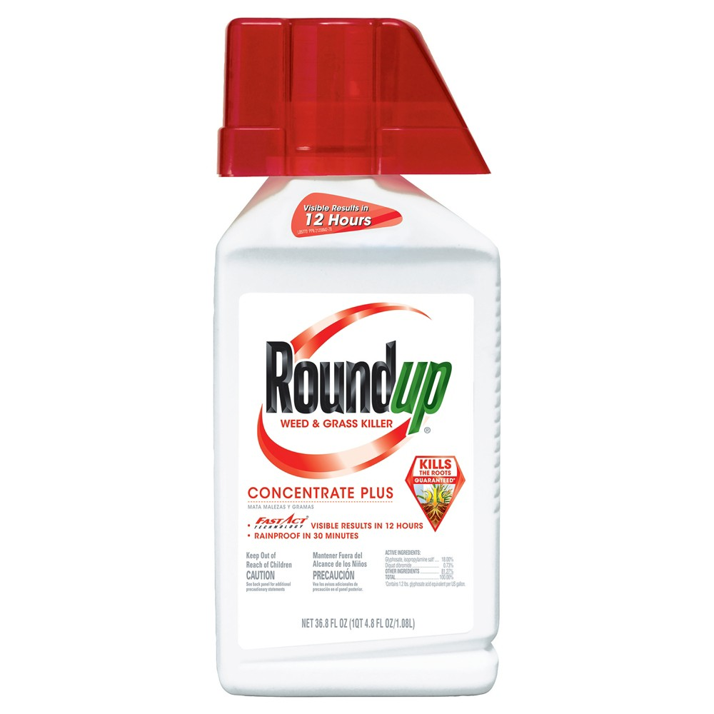 36.8-OUNCE 18% CONCENTRATE ROUNDUP