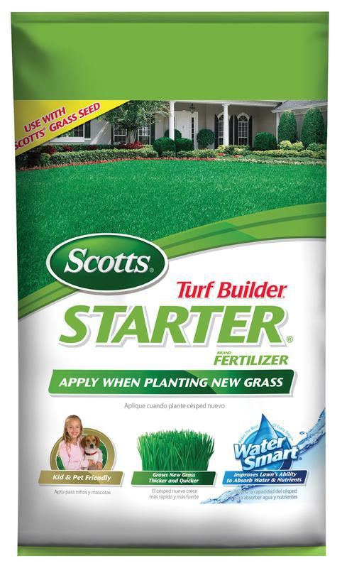 21605 5M STARTER FERTILIZER