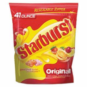 Fruit-Chew Candy, Original Assortment, 41oz Bag