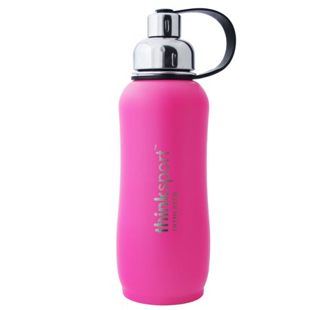 Thinksport Insulated Sports Bottle, 25oz, Ho