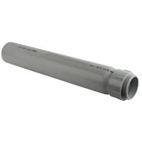 METER RISR/ADTP GRY PVC 2.5X24