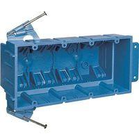 BOX OUTLET PVC 4G NEW WRK 64CU
