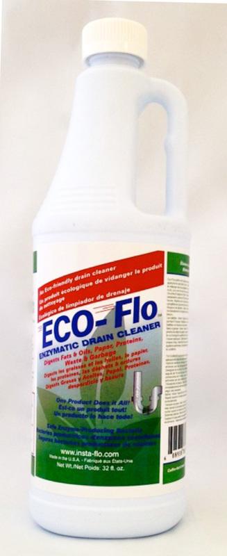 EF-32 ECO-FLO DRAIN CLEANER
