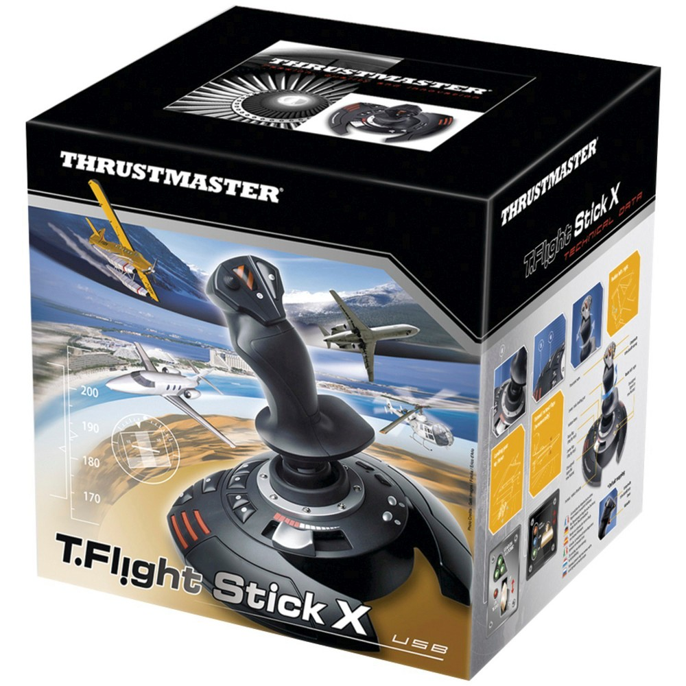 THRUSTMASTER 2960694 PlayStation3/PC T-Flight Stick X