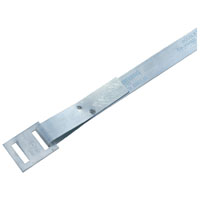 FRAME TIE W/BUCKLE 1-1/4INX7FT