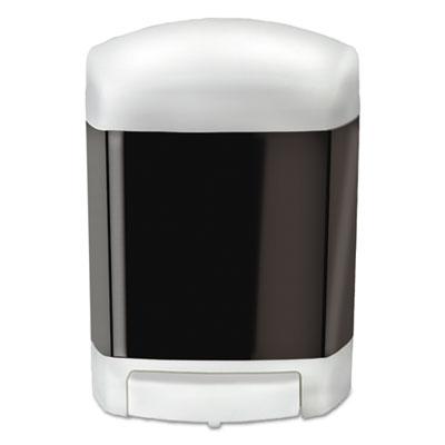 Clear Choice Bulk Soap Dispenser, 50 oz Capacity, White