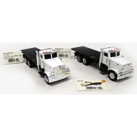 TOY TRUCK FLATBED PETERBILT