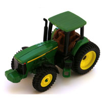 TOY TRACTOR MODERN