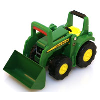 TOY TRACTOR MINI BIG SCOOP