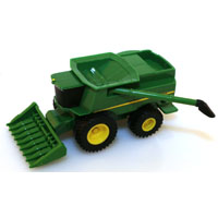 TOY COMBINE 5IN