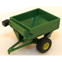 TOY CART GRAIN 3IN