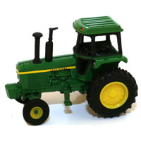 TOY SOUNDGARD TRACTOR