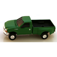 TOY PICKUP F-350 FORD
