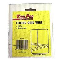 HANGING WIRE 300FT 18GA GLVN