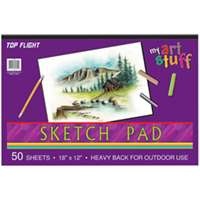 SKETCH PAD 50# DRAWING PAPER