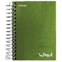 Top Flight 43001 Wirebound Note Book, 6 in L X 4 in W, 180 Sheet, Assorted