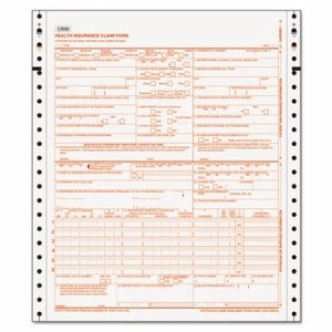 Centers for Medicare and Medicaid Services Forms, 3000 Forms/Carton