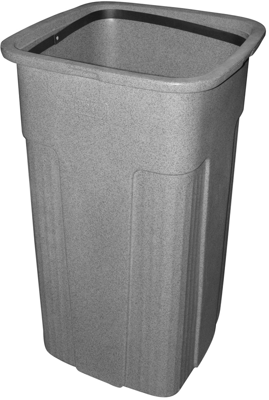 SSC25-01GST 25GAL SQ CONTAINER